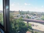 ホリデイインニューアークエアポート(アメリカニューアーク)の部屋から見た景色