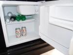 オーシャンブルー&サンド(ドミニカ共和国プンタカーナ)の部屋の冷蔵庫