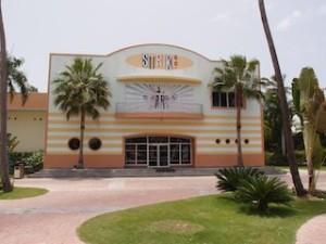 オーシャンブルー&サンド(ドミニカ共和国プンタカーナ)のボーリング場