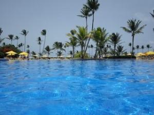オーシャンブルー&サンド(ドミニカ共和国プンタカーナ)のプール