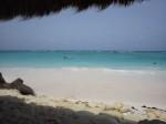 オーシャンブルー&サンド(ドミニカ共和国プンタカーナ)のホテルビーチ