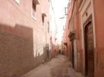 モロッコマラケシュ旧市街