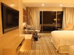 ヒルトンシンガポール(シンガポール)の部屋の全体