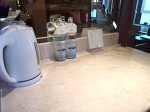 シャングリ・ラホテルチェンマイ(タイ、チェンマイ)の部屋の湯沸かしポット