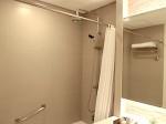 ハロルズホテル(フィリピン・セブ島)の部屋のバスルーム