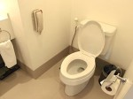 ハロルズホテル(フィリピン・セブ島)の部屋のトイレ