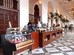 マニラホテル(フィリピン・マニラ)のベーカリー、スイートショップ