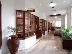マニラホテル(フィリピン・マニラ)のショップ