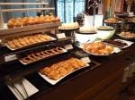 マニラホテル(フィリピン・マニラ)の朝食パンコーナー