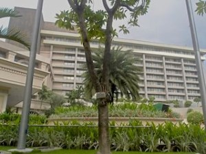 ザ・ペニンシュラマニラ(フィリピン・マニラ)のホテル外観