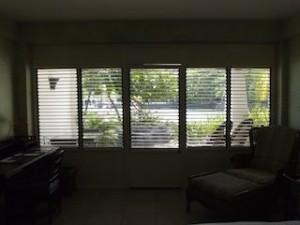 プランテーションベイリゾート&スパ(フィリピン・マクタン島)の部屋からの眺め