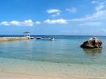 プランテーションベイリゾート&スパ(フィリピン・マクタン島)のホテル内ビーチ