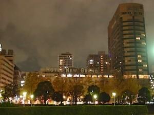 ホテルニューグランド(横浜市中区山下町)のホテル全景