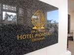 ホテルモントレ沖縄スパ&リゾートのロゴデザイン