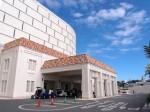 ホテルモントレ沖縄スパ&リゾートのエントランス