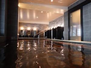 ホテルモントレ沖縄スパ&リゾートの温泉施設