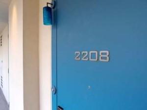 ザ・ビーチタワー沖縄の部屋「2208号室」