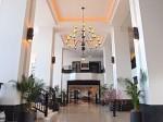 ホテルモントレ沖縄スパ&リゾートのロビー