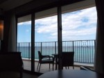 ホテルモントレ沖縄スパ&リゾートの部屋からの眺め