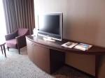 ホテルニューオータニの部屋のテレビ側