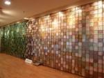 湯本富士屋ホテルの玄関装飾