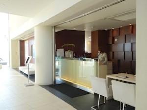 ホテルセトレ神戸・舞子のフロント