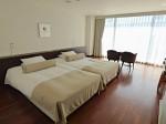ホテルセトレ神戸・舞子の部屋のベッドスペース