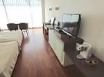 ホテルセトレ神戸・舞子の部屋のテレビ部分