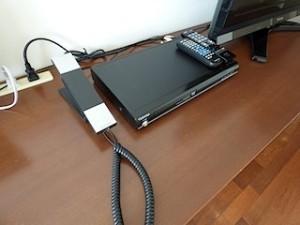 ホテルセトレ神戸・舞子の部屋の電話機
