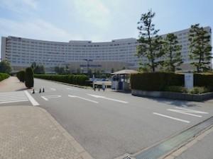 ヒルトン東京ベイ(千葉県浦安市)のホテル外観