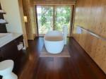 星のや竹富島のバスルーム