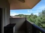星野リゾートリゾナーレ西表島の部屋のベランダ部分