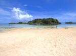 西表島にある星砂の浜