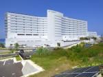ホテルオリオンモトブリゾート&スパの外観