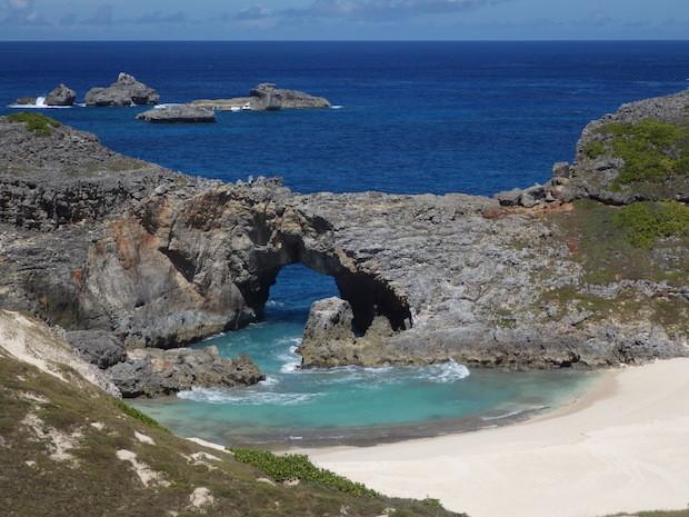 南島の象徴的な風景