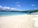 古宇利島、古宇利大橋(Kouri-oohashi, Kouri island, Okinawa)