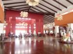 バルセロ・バヴァロ・ビーチホテル(ドミニカ共和国プンタカーナ)のロビー