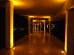 バルセロ・バヴァロ・ビーチホテル(ドミニカ共和国プンタカーナ)の部屋への通路