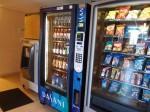 ホリデイインニューアークエアポート(アメリカニューアーク)の自動販売機