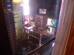 ニューヨークマリオットマーキース(アメリカ合衆国ニューヨーク)の部屋からの夜景