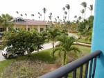 オーシャンブルー&サンド(ドミニカ共和国プンタカーナ)の部屋からの景色