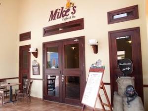 オーシャンブルー&サンド(ドミニカ共和国プンタカーナ)のカフェ「マイクスコーヒー&ティー」