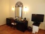 パラディサス・プンタカーナ・リゾート(ドミニカ共和国プンタカーナ)の部屋の化粧台