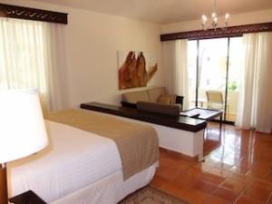 パラディサス・プンタカーナ・リゾート(ドミニカ共和国プンタカーナ)の部屋全体