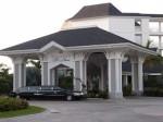 シークレッツ・セント・ジェームズ・モンテゴベイ(ジャマイカ・モンテゴベイ) Secrets St. James Montego Bay(Montego Bay, Jamaica)のホテル玄関
