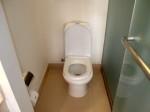 シークレッツ・セント・ジェームズ・モンテゴベイ(ジャマイカ・モンテゴベイ) Secrets St. James Montego Bay(Montego Bay, Jamaica)の部屋のバスルームトイレ