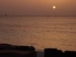 シークレッツ・セント・ジェームズ・モンテゴベイ(ジャマイカ・モンテゴベイ) Secrets St. James Montego Bay(Montego Bay, Jamaica)のホテル夕景