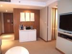 ルメリディアン・チェンマイ(タイ・チェンマイ)の部屋のリビングルーム