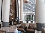 ザ・フラトンベイホテル(シンガポール)のロビーフロント