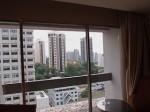 ヒルトンシンガポール(シンガポール)の部屋からみた景色
